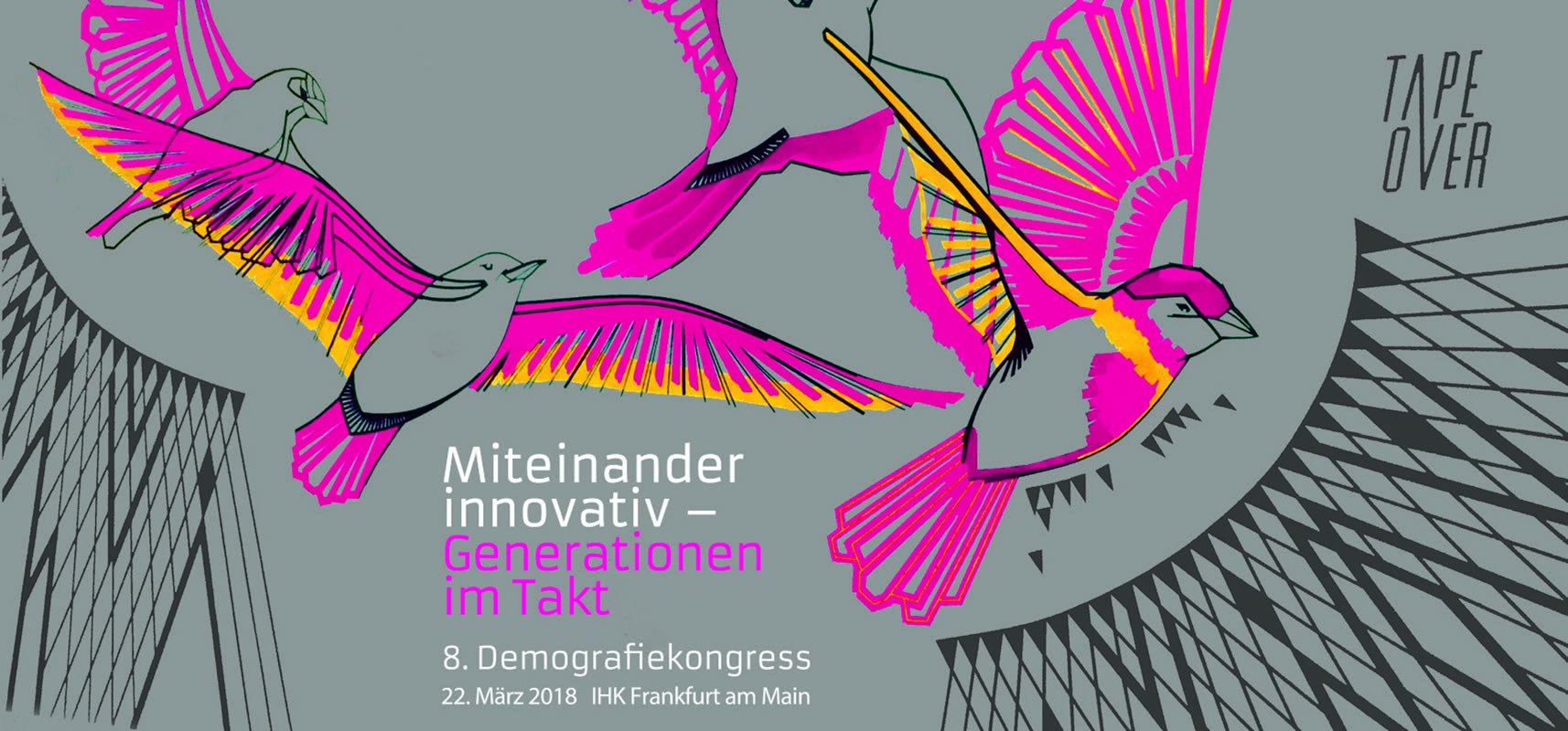 8. Demografiekongress - Miteinander innovativ – Generationen im Takt